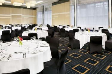 Hotel Sheraton Munich Arabellapark: Ballroom MÜNCHEN