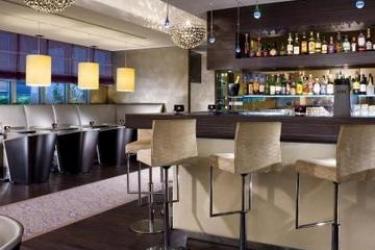 Hotel Sheraton Munich Arabellapark: Bar MÜNCHEN