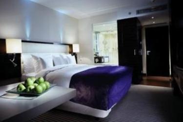 Hotel Sheraton Munich Arabellapark: Doppelzimmer MÜNCHEN