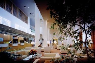 Hotel Sheraton Munich Arabellapark: Lobby MÜNCHEN