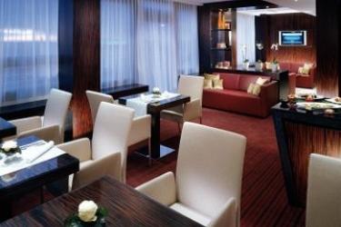 Hotel Sheraton Munich Arabellapark: Lounge Bar MÜNCHEN