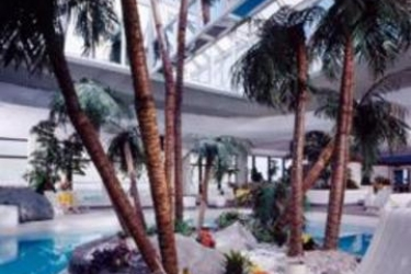 Hotel Sheraton Munich Arabellapark: Swimming Pool MÜNCHEN