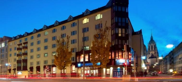 Hotel Tryp Munchen City Center: Außen MÜNCHEN