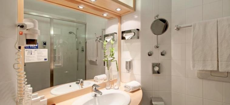 Hotel Tryp Munchen City Center: Badezimmer MÜNCHEN