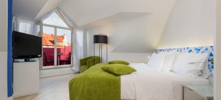 Hotel Tryp Munchen City Center: Doppelzimmer MÜNCHEN