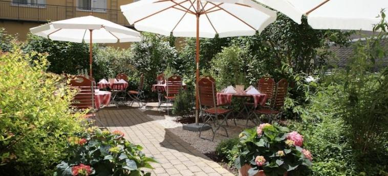 Hotel Tryp Munchen City Center: Garten MÜNCHEN