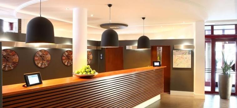 Hotel Tryp Munchen City Center: Reception MÜNCHEN