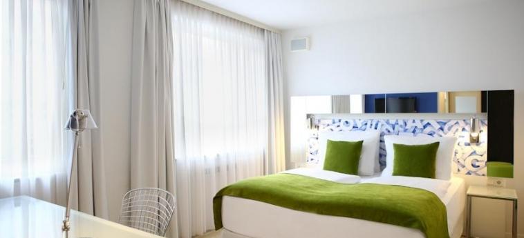 Hotel Tryp Munchen City Center: Schlafzimmer MÜNCHEN