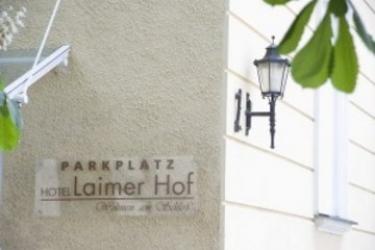 Hotel Laimer Hof Am Schloss Nymphenburg: Logo MÜNCHEN