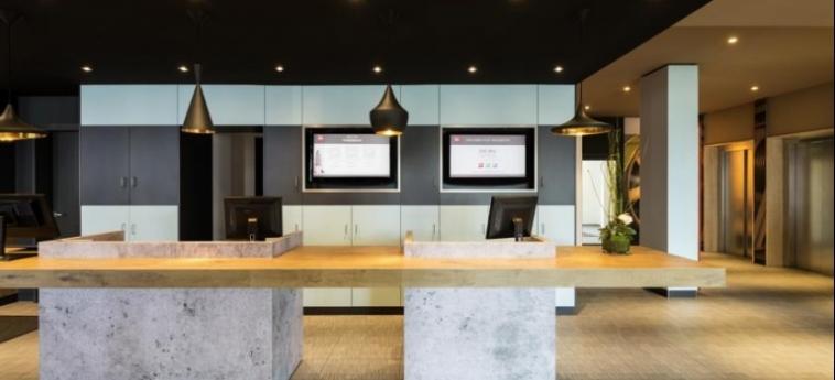 Hotel Ibis Muenchen Garching: Reception MUNICH