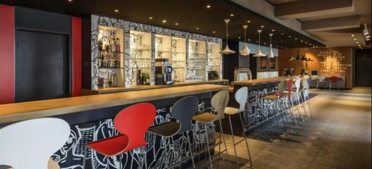 Hotel Ibis Muenchen Garching: Bar MUNICH
