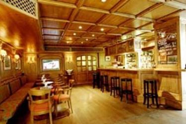 Hotel Prinzregent An Der Messe: Bar MUNICH
