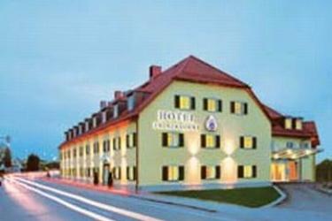Hotel Prinzregent An Der Messe: Exterior MUNICH