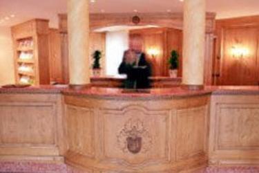 Hotel Prinzregent An Der Messe: Lobby MUNICH
