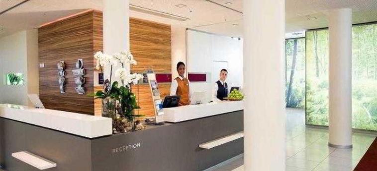 Hotel Novotel Munchen City: Lobby MUNICH
