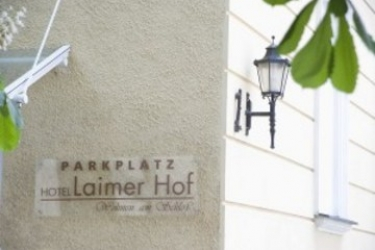 Hotel Laimer Hof Am Schloss Nymphenburg: Logo MUNICH