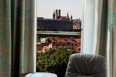 Hotel Motel One München - Deutsches Museum: Chanbre MUNICH