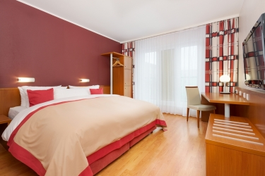 Tryp Münster Kongresshotel: Camera degli ospiti MUNSTER