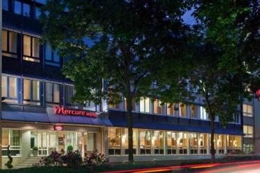 Hotel Mercure Munster City: Exterior MUNSTER