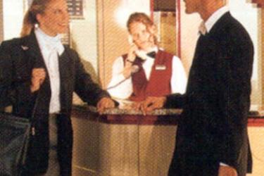 Hotel Mercure Munster City: Lobby MUNSTER