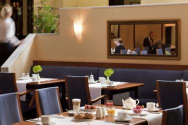 Hotel Mercure Munster City: Sala de Desayuno MUNSTER