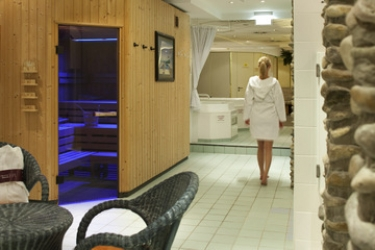 Hotel Mercure Munster City: Spa MUNSTER