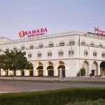 Hotel Ramada By Windham Qurum Beach