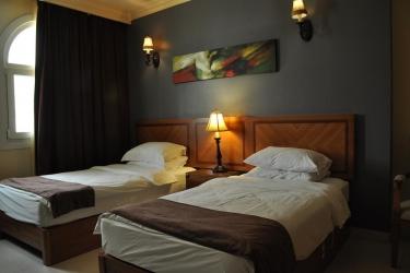 La Rosa Hotel Oman: Chambre MUSCAT