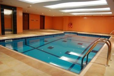 La Rosa Hotel Oman: Piscine chauffée MUSCAT