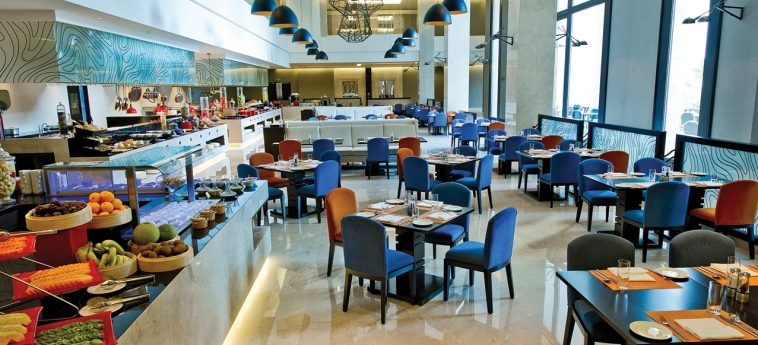 Hotel Hormuz Grand, Muscat A Radisson Collection : Restaurant MUSCAT