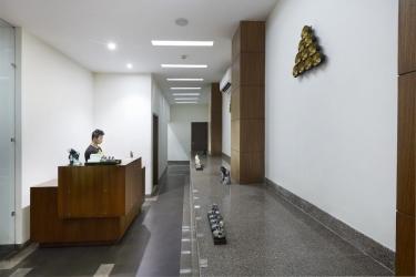 Hotel Pine Hill: Reception MUSSOORIE