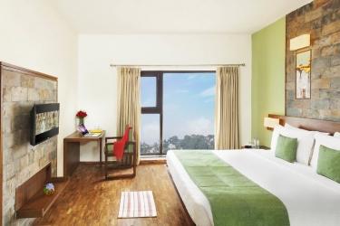 Hotel Pine Hill: Wohnbereich MUSSOORIE