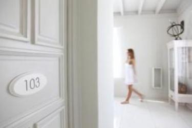 Hotel Palladium: Interior MYKONOS