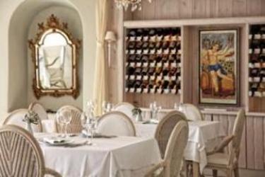 Hotel Palladium: Restaurant MYKONOS