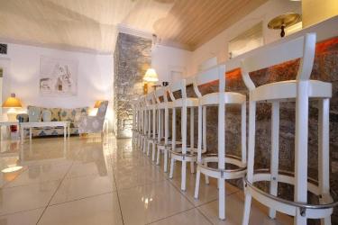 Hotel Palladium: Lobby MYKONOS