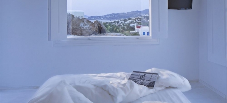Hotel Aether Boutique Stay: Logo MYKONOS