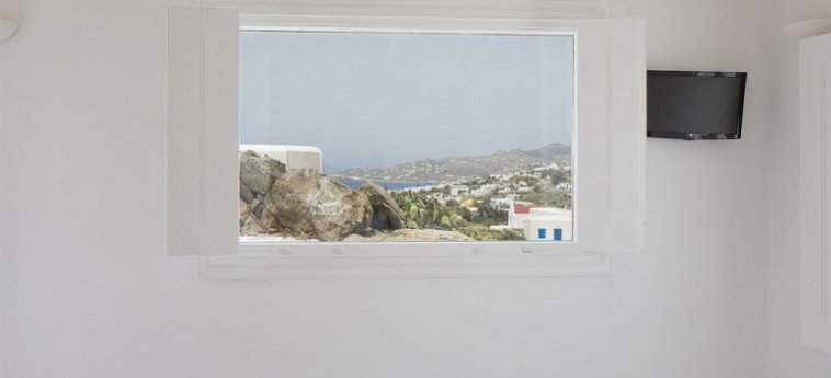 Hotel Aether Boutique Stay: Room - Club Single MYKONOS