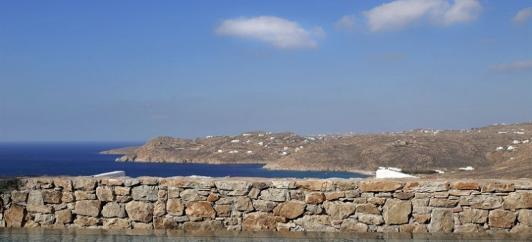 Hotel Myconian Avaton Resort: Hall MYKONOS