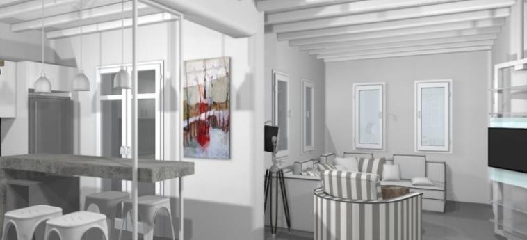 Hotel Villa Alice: Appartement Minerva MYKONOS