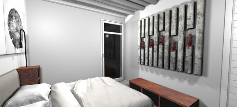 Hotel Villa Alice: Lounge MYKONOS