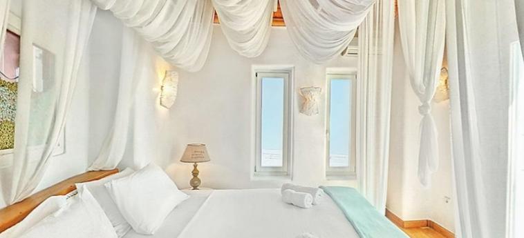 Hotel Zinas Villas: Athenian Panorama Room MYKONOS