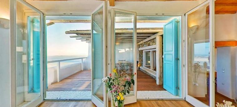 Hotel Zinas Villas: Carpa MYKONOS