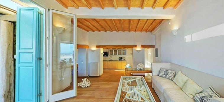 Hotel Zinas Villas: Cottage MYKONOS