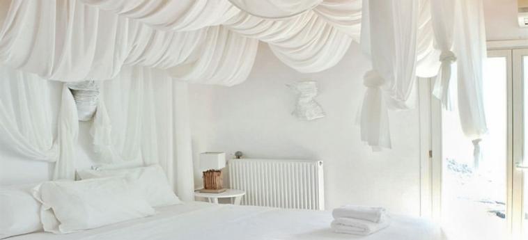 Hotel Zinas Villas: Habitaciòn Junior Suite MYKONOS