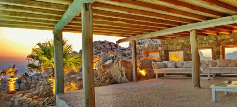 Hotel Zinas Villas: Habitaciòn Triple MYKONOS