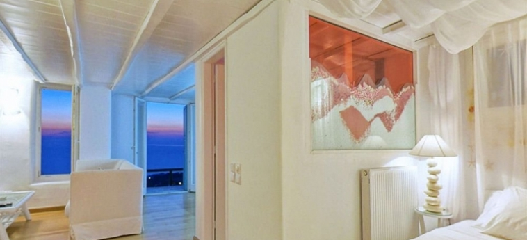 Hotel Zinas Villas: Pisina para ninos MYKONOS
