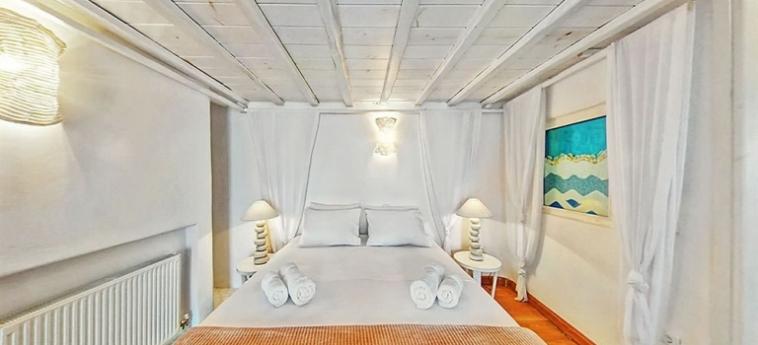 Hotel Zinas Villas: Playa MYKONOS