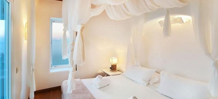 Hotel Zinas Villas: Anfiteatro MYKONOS