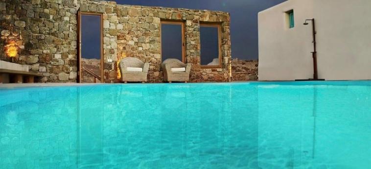 Hotel Zinas Villas: Cantina MYKONOS