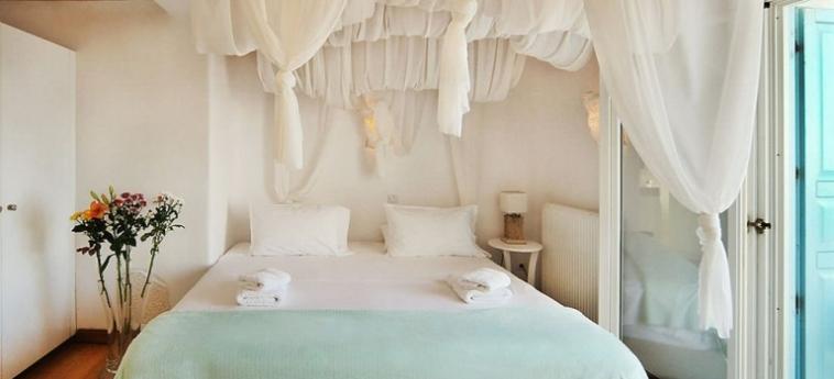 Hotel Zinas Villas: Dormitorio 6 Pax MYKONOS